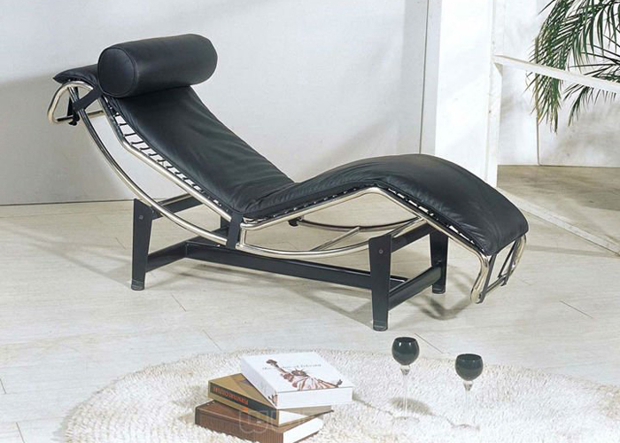 Use The Le Corbusier Chaise Lounge Chair Decorate Living Room News Yadea