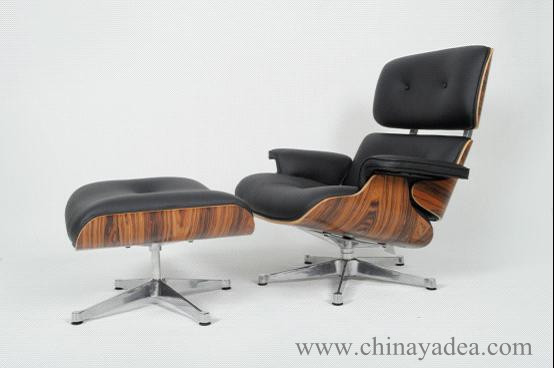 Palisander eames lounge chair living room furniture china for Vitra eames reproduktion