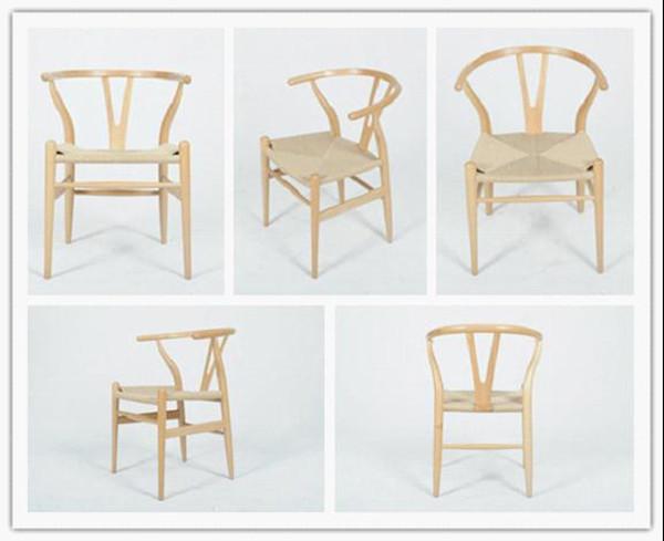 Wishbone Chair(u201cYu201dchair)