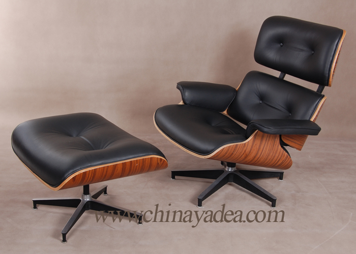 why the eames lounge chair is so popular