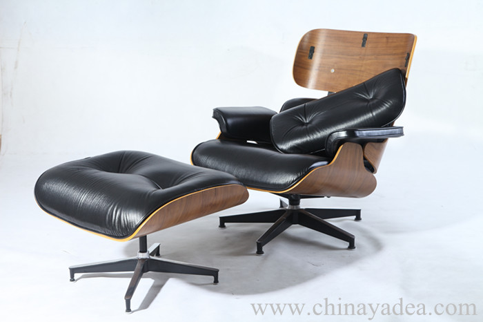 Eames Lounge Chair & Ottoman 20th century design furniture