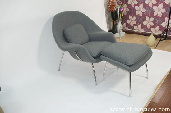 Fabric Womb Chair