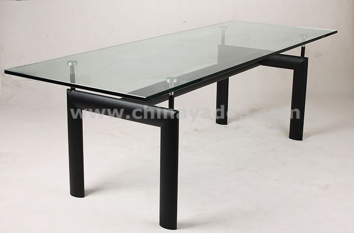 Le Corbusier LC6 Table CF039Le Corbusier LC6 Table Replica Le Corbusier LC6 Dining Table LC6  . Corbusier Lc6 Dining Table. Home Design Ideas