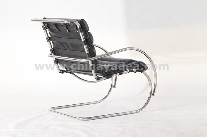 Ludwig Mies van der Rohe MR LOUNGE CHAIR