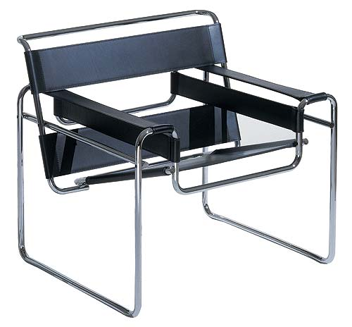 Modern furniture and designer furnitureMarcel Breuers Wassily Chair
