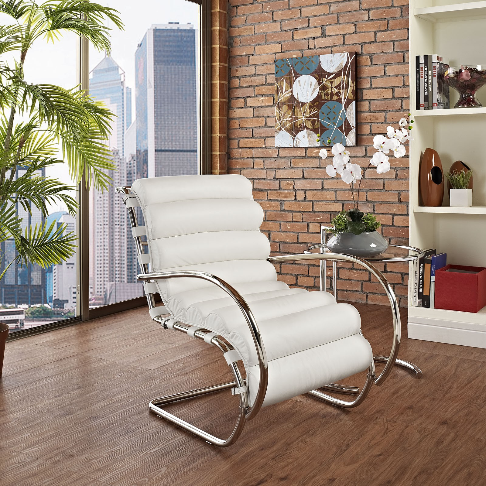 MR LOUNGE CHAIR REPLICA