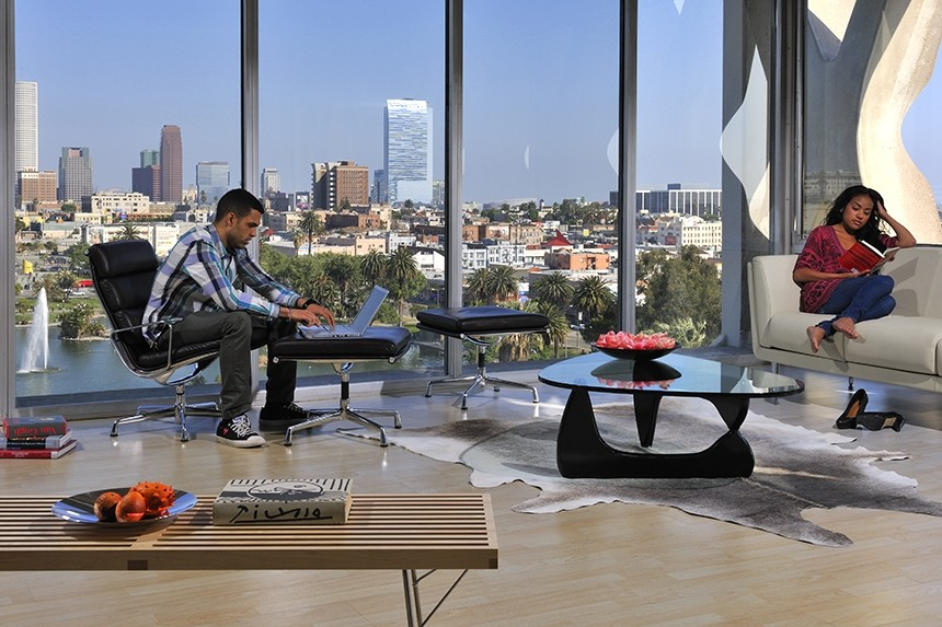 Noguchi Coffee Table Accent Desks And Tables