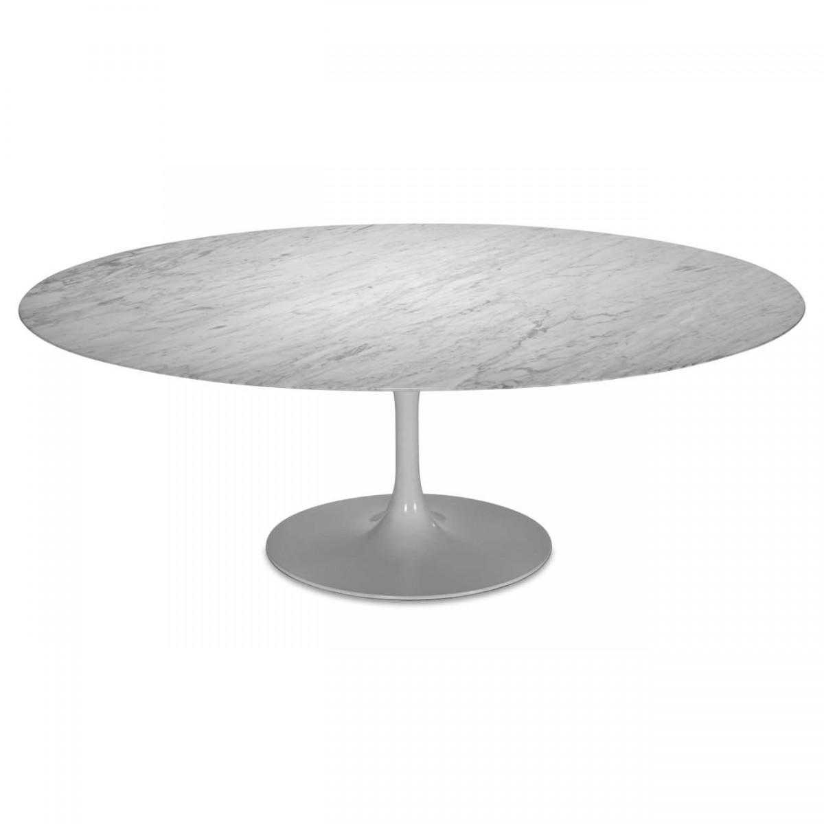 Dining table eero saarinen oval dining table - Oval saarinen dining table ...