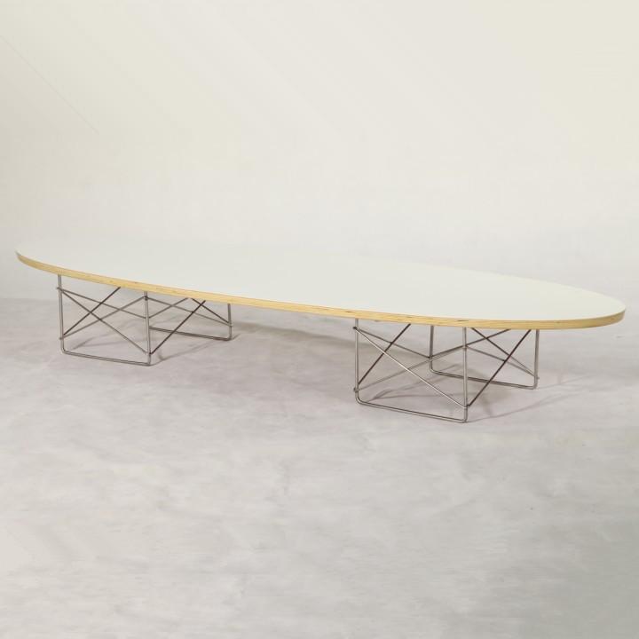 Eames Elliptical Table Elliptical Coffee Table Replica Charles Ray Eame