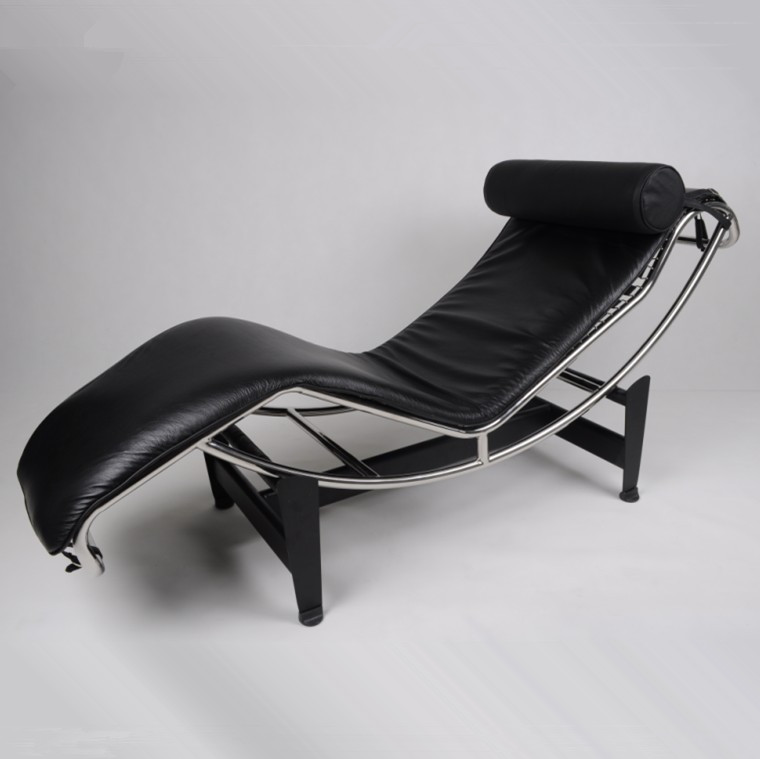 le corbusier lc4 chaise lounge cassina le corbusier lc4. Black Bedroom Furniture Sets. Home Design Ideas
