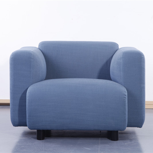 Contemporary Fabric Armchair KS027-1