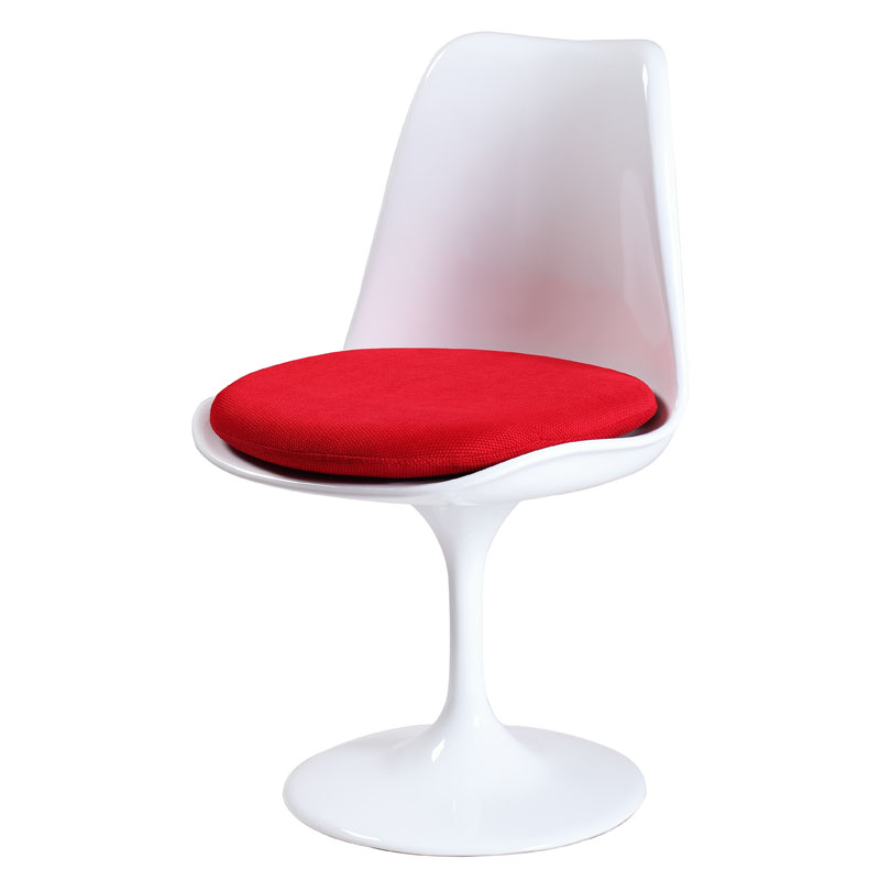 Chair eero saarinen tulip chair tulip side chair fiberglass chair