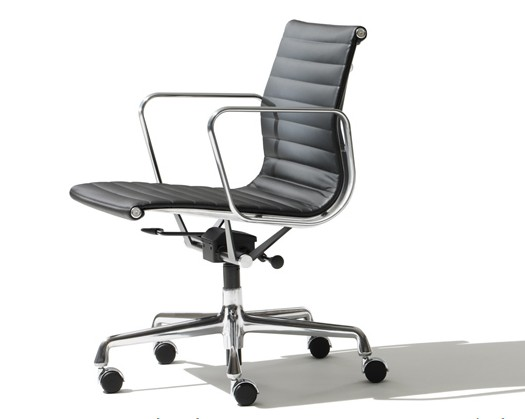 Eames Office Chair -  Eames Aluminum Group Chair CF035