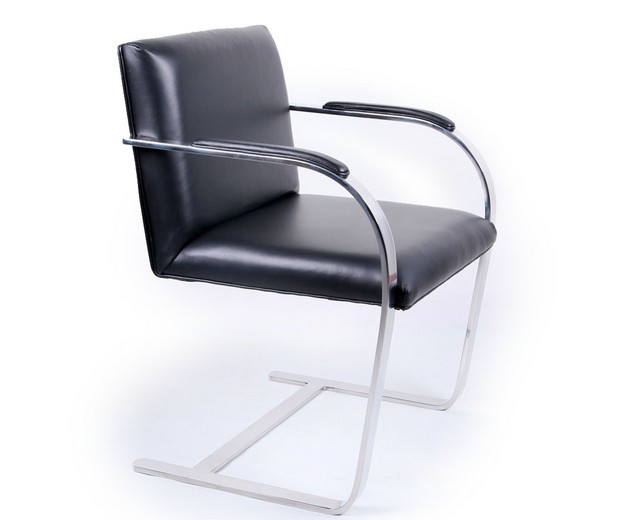 Flat Bar Brno Chair CF007