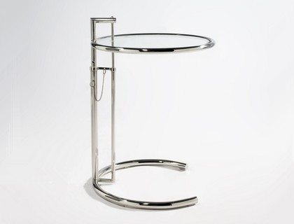 Adjustable Table E1027 by Eileen Gray CF013