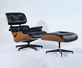 Eames Lounge Chair and Ottoman PV021