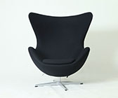 Jacobsen inspired egg chair PV026-1