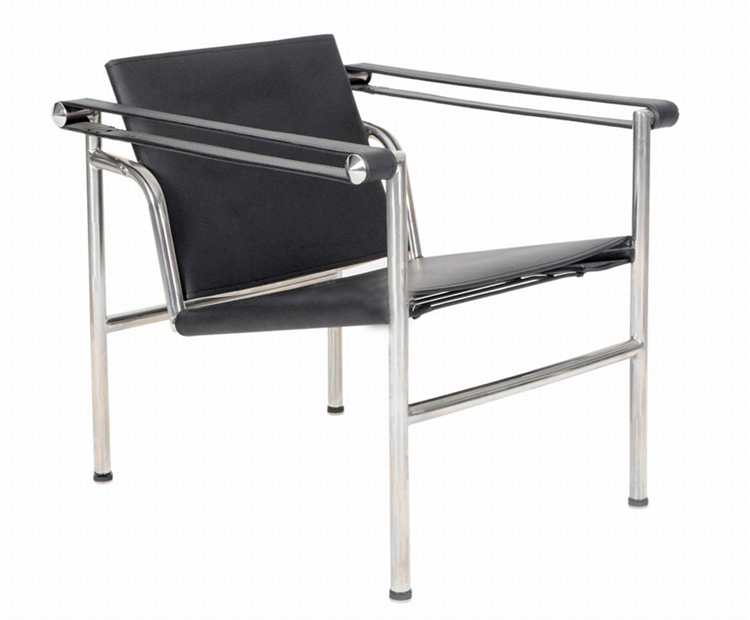 Le Corbusier LC1 Basculant Chair CF006