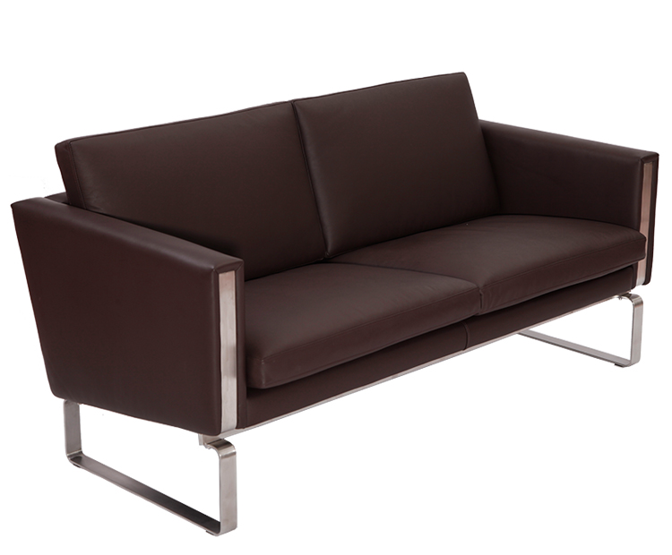 Sofas Geniune Leather Lc Sofas Cashmere Or Fabric Sofas