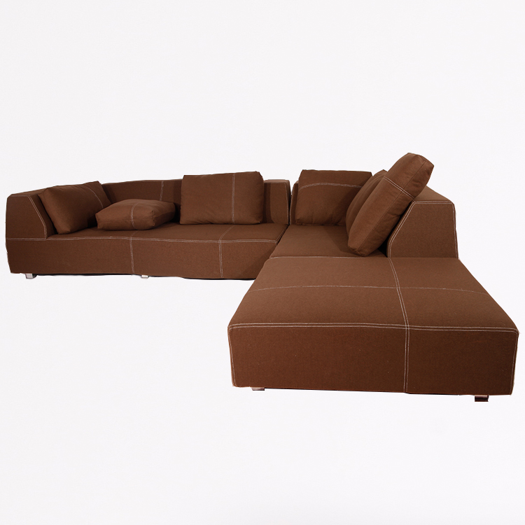 Reproduction Furniture Bend Sofa by Patricia Urquiola for B&B Italia DS001