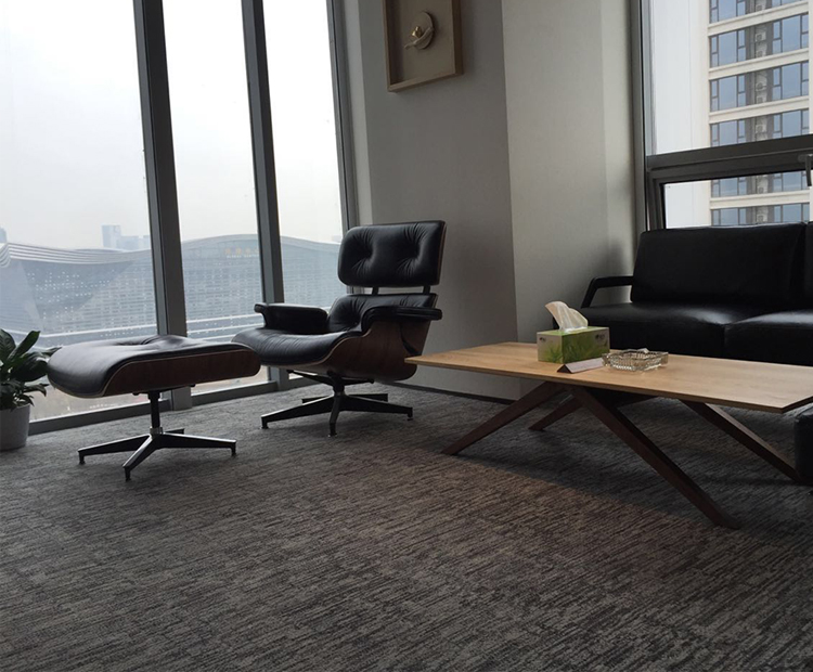 Modern Classic Furniture Project in Beijing Office