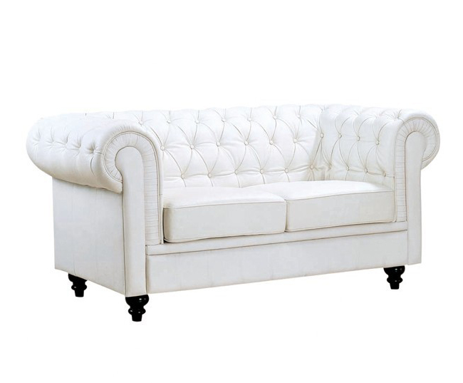 living room Chesterfield Sofa Two Seater CF081-2