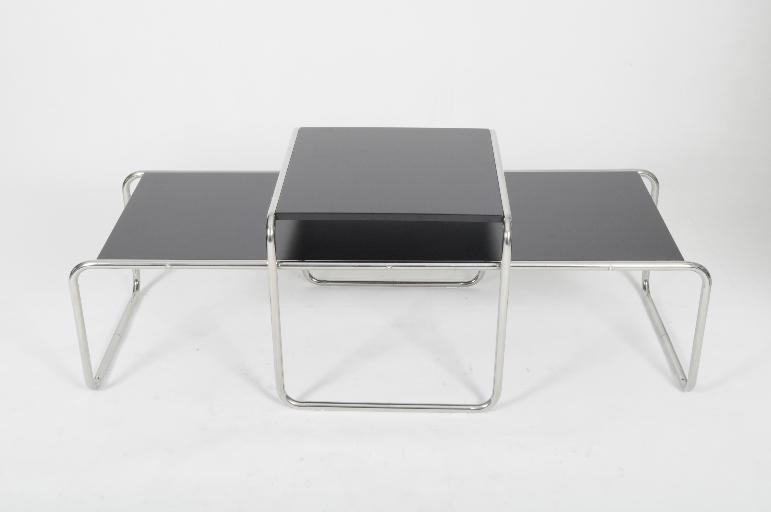 Marcel Breuer Laccio Table Set