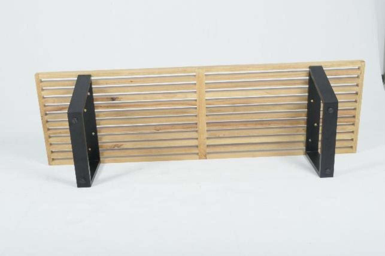 Nelson Platform Bench Yadea Modern Classic Furniture